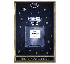 Olive Gal Chanel perfume art