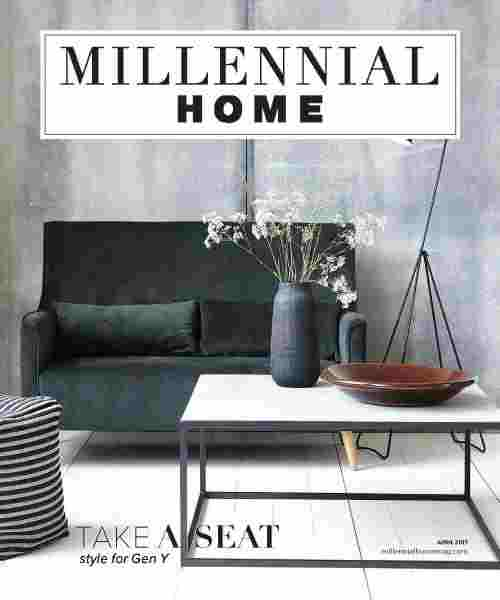 Lighting & Decor Millennial Home April 2017